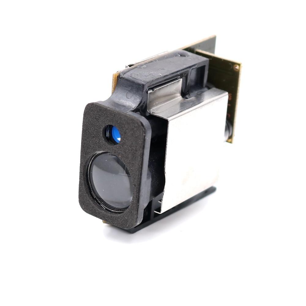 10PCS 80m 20Hz High-precision Laser Distance Sensors 2mm Range Finder Module Suitable For Obstacle Warning Ranging