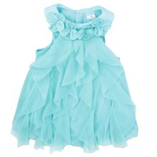 Sweet Flower Baby Girl Dress