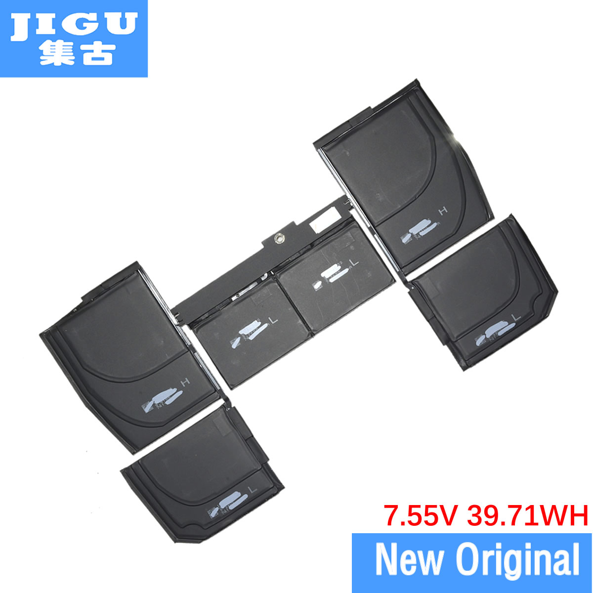 "JIGU A1527 Original Laptop Battery For APPLE ForMacBook 12 "" Retina A1534 YEAR 2015 2016 2017 MF855 MJY32 MK4M2"