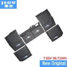 Оригинальный аккумулятор JIGU A1527 для ноутбука APPLE, ForMacBook 12 дюймов Retina A1534 год 2015 2016 2017 MF855 MJY32 MK4M2