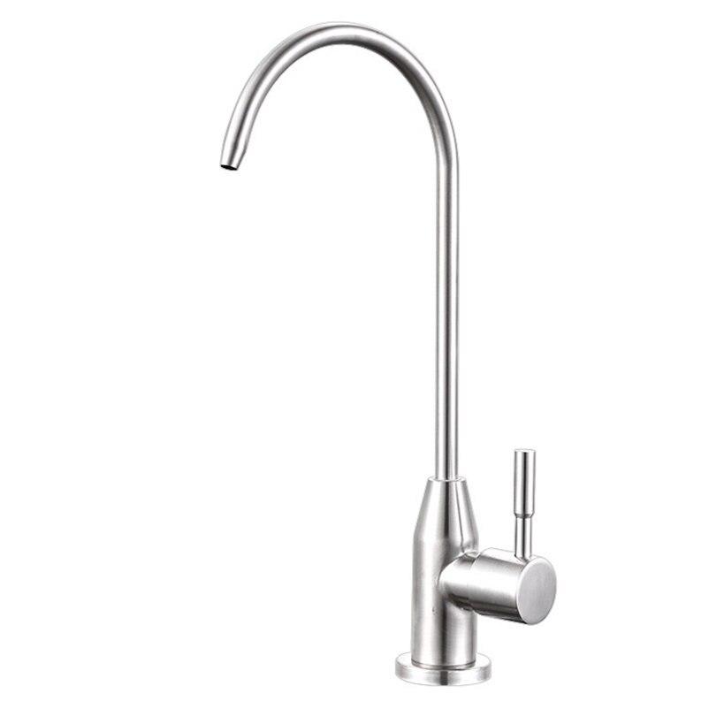 Robinet d'eau potable cuisine sans plomb RO 304 inox robinet filtre purifier système eau purifiée robinet cuisine torneira