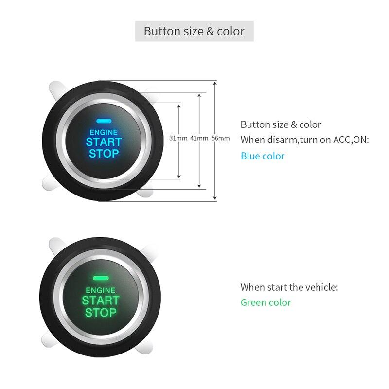 Transponder immobilayzerin təkanlama düyməsinə ilə təchiz - Avtomobil elektronikası - Fotoqrafiya 4