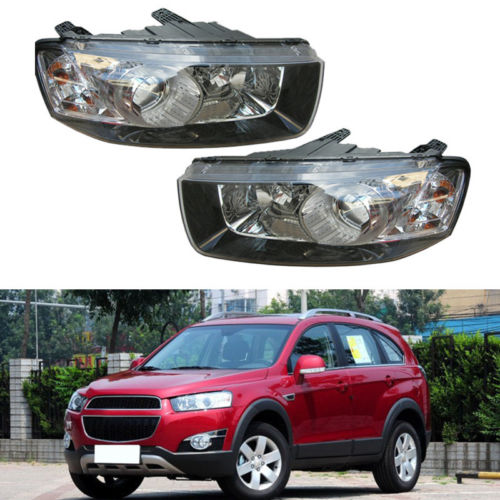 1Pair Headlight Lamp Assembly  For Chevrolet Captiva 2012-2015 Free Shiping right combination headlight assembly for lifan s4121200