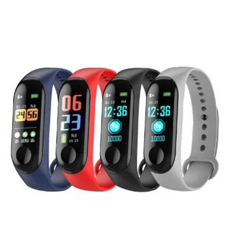 Color IPS Screen Smart Watch Sport Fitness Bracelet IP68 Waterproof Blood Pressure Oxygen Activity Tracker watch For Men Women