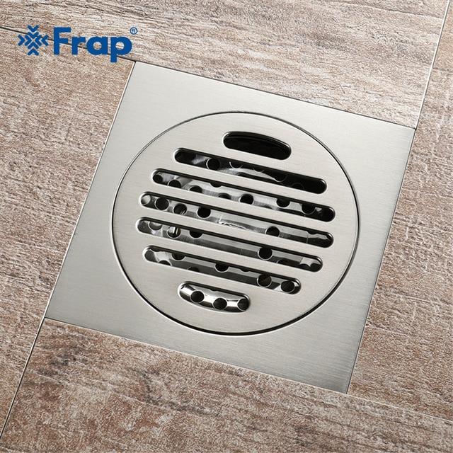 Incredible Us 18 5 45 Off Frap Quality Copper Shower Floor Drain Waste Drainer Ordinary Bathroom Floor Drains Drain Linear Shower Bath Drain Cover Y38105 In Download Free Architecture Designs Fluibritishbridgeorg
