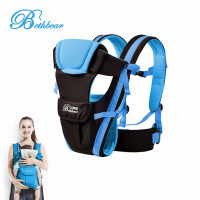 Beth Bear 0 30 Months Breathable Front Facing Baby Carrier 4 In 1 Infant Comfortable Sling
