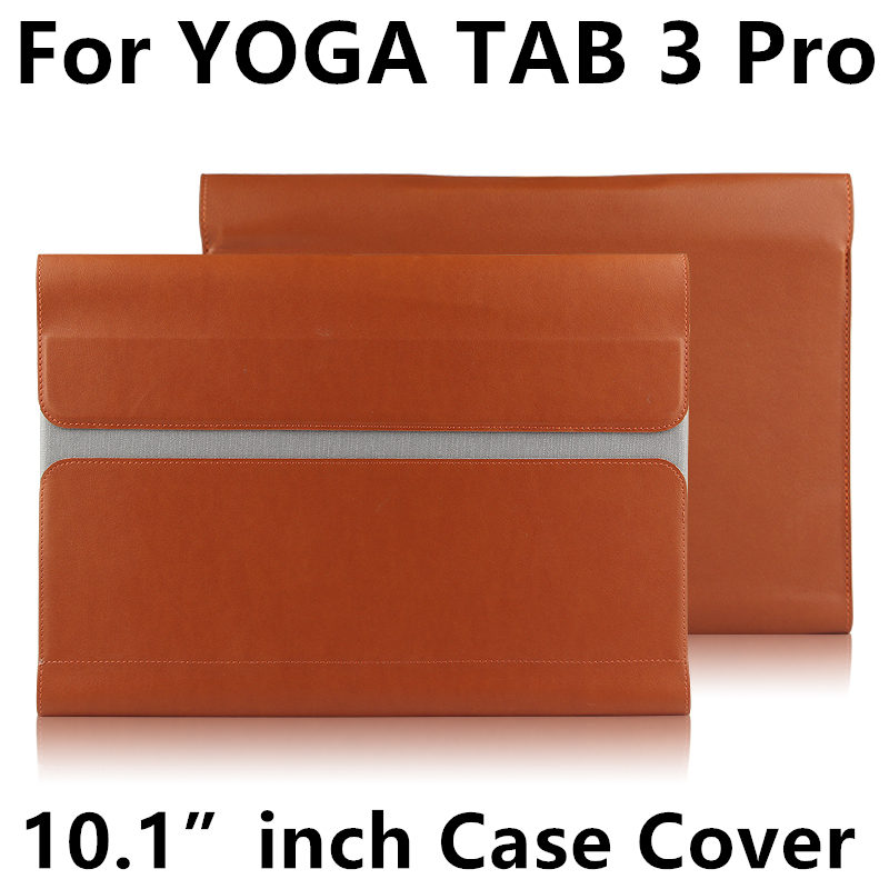 Case For Lenovo Yoga Tab 3 Pro 10 Protective Smart Cover  Leather Tablet YT3-X90F X90L X90M 10.1 Protector Sleeve cases covers ultra slim soft silicon case for 10 1 inch lenovo yoga tab 3 pro 10 x90m x90l case for lenovo yoga tab 3 plus yt x703f