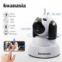 Bezpieczeństwa w domu IP kamera Wi Fi bezprzewodowy kamera sieciowa nadzoru Wifi noktowizor KAMERA TELEWIZJI PRZEMYSŁOWEJ kryty PTZ kamera Monitor dla dziecka Kamery nadzoru    -