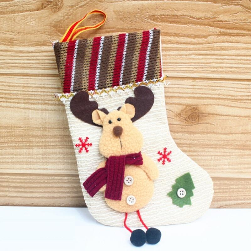 LanLan Christmas Holiday Decoration Stockings ...