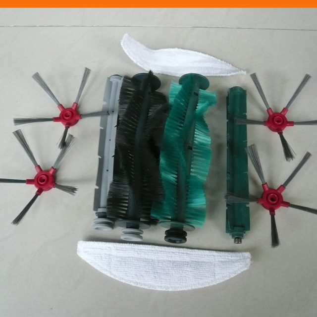 Robot vacuum cleaner SQ-A360 Spare parts