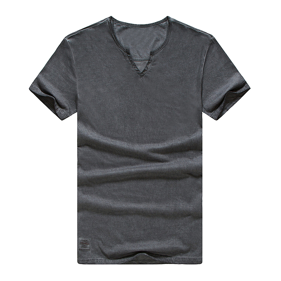JACK CORDEE Hot Sale T-Shirt Män Slim Fit V-Neck Fashion Designer - Herrkläder - Foto 3