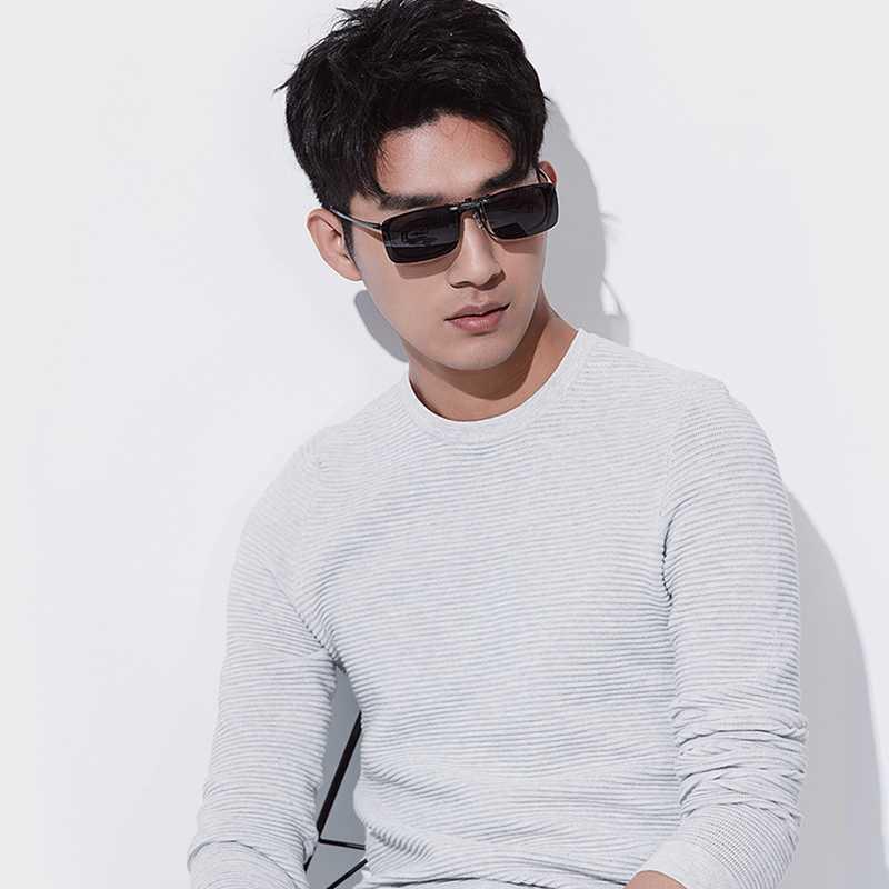Xiaomi Turok Steinhardt TS Clip Sunglasses Polarized Clear Sight Sun Glas s Anti UVA UVB Mijia for Myopia Outdoor Travel 2