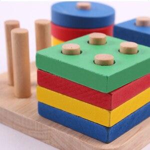 Image 2 - Quebra cabeça quebra cabeça brinquedos de madeira para crianças dos desenhos animados puzzles inteligência crianças brinquedo educativo