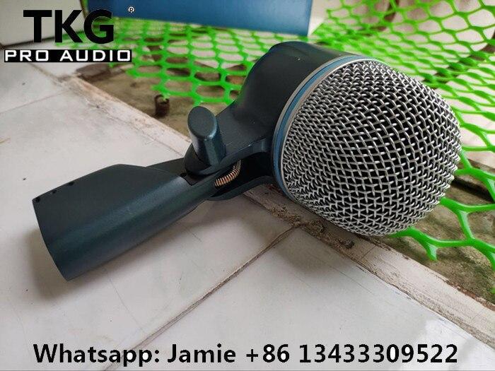 2017 haute qualité Instrument Vocal micro système de son professionnel scène dynamique performance tambour micro beta52a microphone-in Microphones from Electronique    1