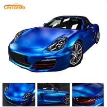Carcardo Matte Chrome Vinyl Film Matte Chrome Car Sticker Motorcycle Car Wrap With Air Bubble matte gunmetal grey vinyl wrap air bubble free gray metallic matt film for car wrapping size 1 52x30m roll