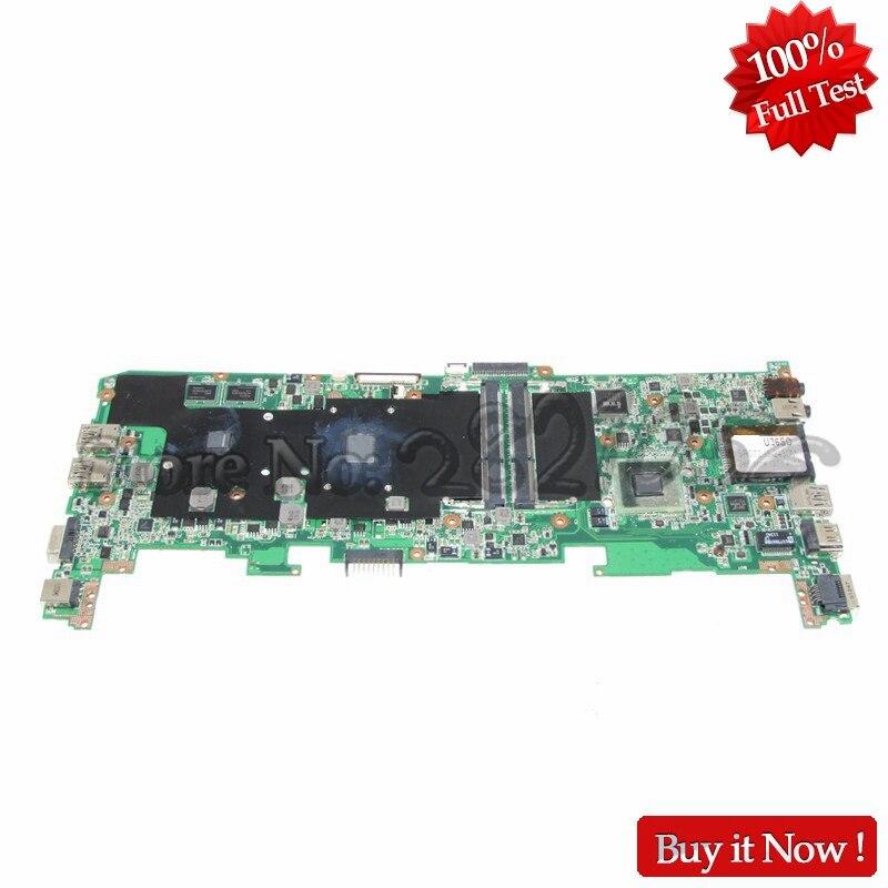 все цены на NOKOTION Laptop Motherboard For Asus U36SD PC Main Board HM65 DDR3 GT540M SR072 I5-2430M онлайн