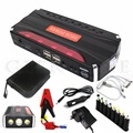 Stock in RUSSIA Mobile 2017 Hot Multi-functional 12V Car Battery Charger Car Jump Starter with Kit Booster Gasolina Free Ship