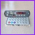 Hands-free Bluetooth MP3 Двойной Декодирования Доска Усилитель Мощности Bluetooth Модуль Декодера MP007