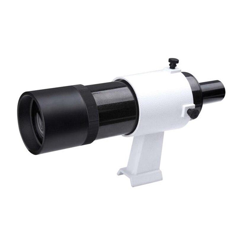 Lunette de visée achromatique entièrement enduite Datyson 8x50 avec lunette de visée Crosshair pour télescope astronomique