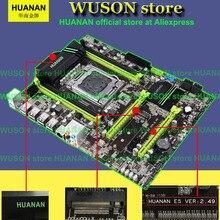 Best seller HUANAN X79 motherboard 2 49 2 49P ATX SATA3 USB3 0 port PCI E
