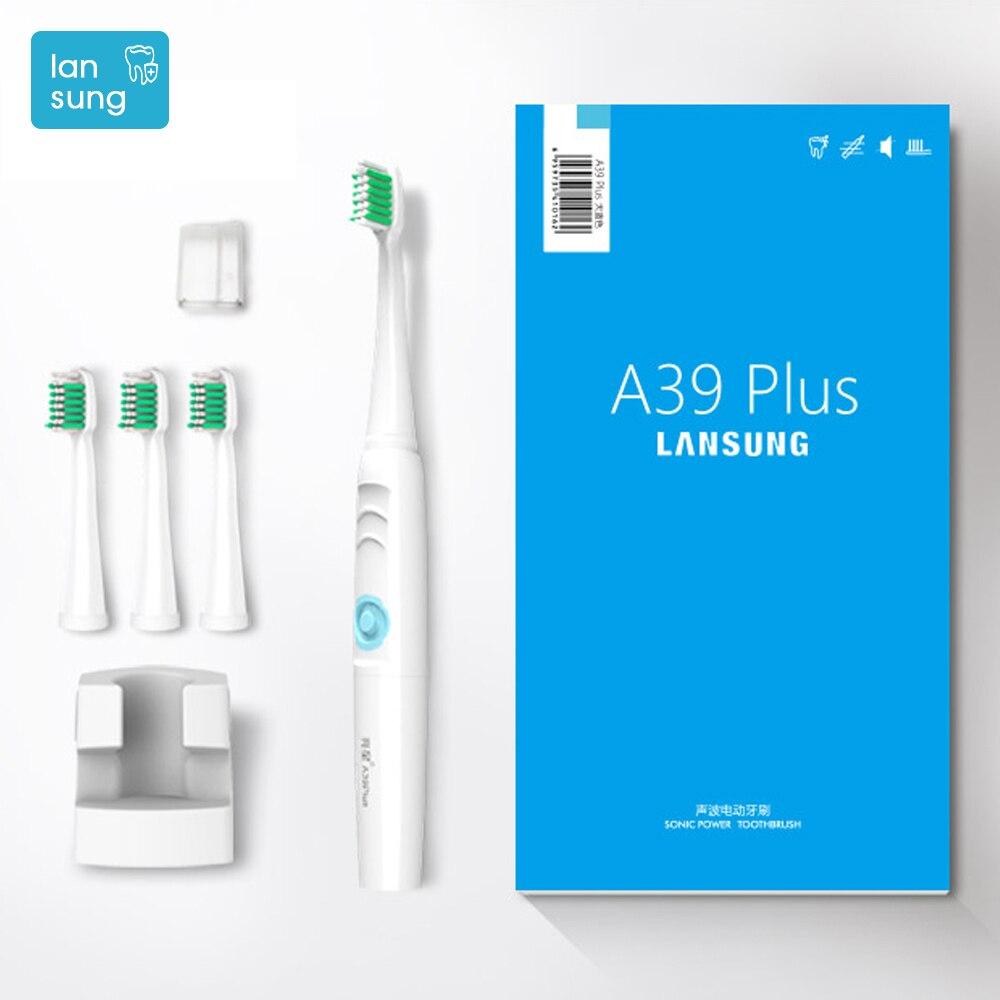 lansung dental care electric toothbrush rechargeable brosse a dent electrique escova eletrica
