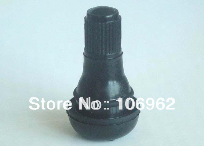 US $40 75 11% OFF|100 pcs TR412 Tire Valves EPDM Rubber Snap in Tubeless  Valves for Motorcycle Tyre Valve Stems Accessory Wholesale Free Shipping-in