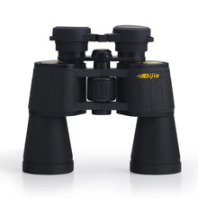BIJIA New Tactical 7x50 large diameter Binoculars Refractor Telescope Field Glasses For Hunting Shooting bijia marine series 7x50 russia military standard classic binoculars ultra wide angle field glasses for hunting travel