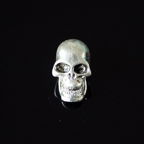skull KNIFE LANYARDS PENDANTS handmade 2-hole-s free ship