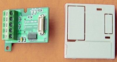 цена на FX1N-485-BD RS485 Board for FX1N PLC FX1N485BD FX1N-485BD RS485 communication board free shipping new in box
