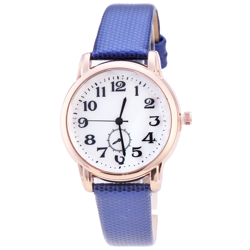 Watch Women Exquisite Top Luxury Quartz Ladies Watch Fashion Leather Wristwatch Women Watches Saat Relogio Feminino Female Hour