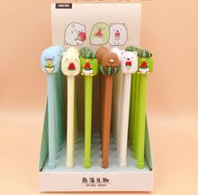 36pcs/lot Creative Japanese Cartoon San-x Sumikko Gurashi Gel Pen Promotion Gift Students School Office Signing Stationery