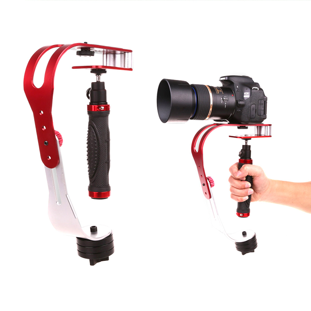 iphone camera stabilizer handheld steadycam steady stabilizer adapter 11694