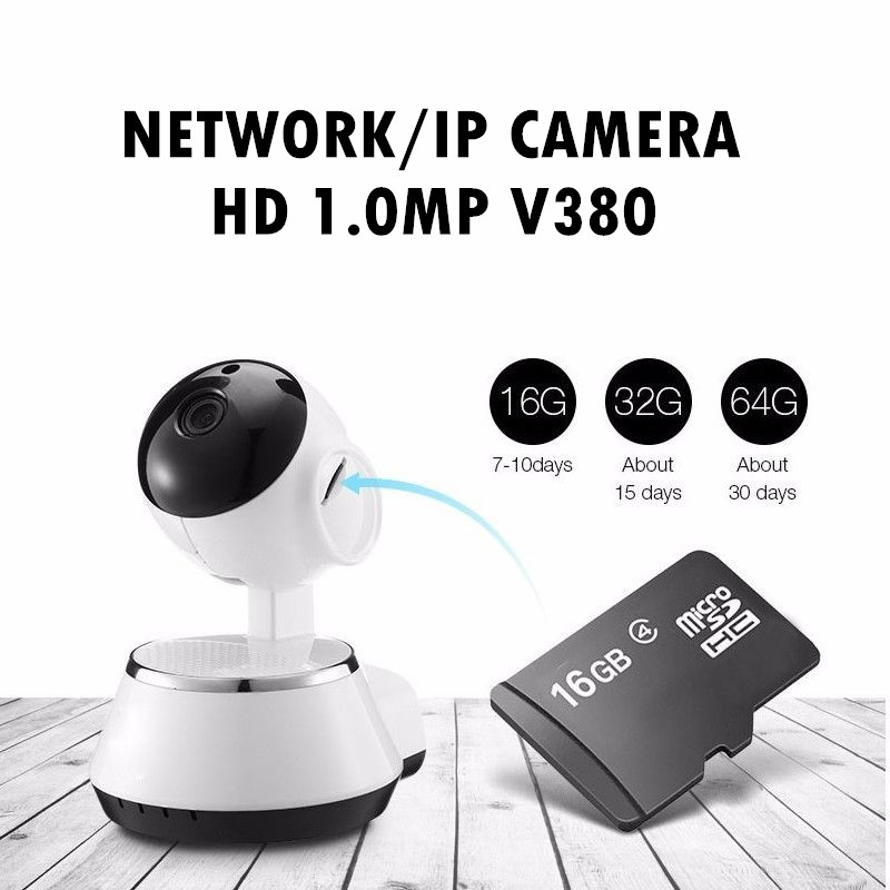 (1 PCS) Network Camera Baby Monitor Old people Surveillance HD 720P Wireless Night version IR Cut Audio Recorder WIFI panoramic fpv 1 2ghz 100mw 4ch wireless audio