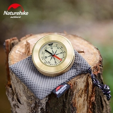 NatureHike Mini Military Camping Lensatic Compass