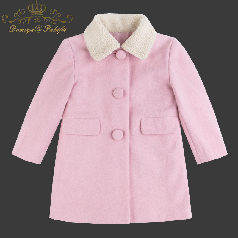 Здесь продается  2018 New Arrivals Winter Jackets For Baby Girls Outwear Clothes Kids Long Sleeve Coats brand children
