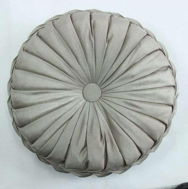 Top Vezo casa fatti a mano divano rotondo raso decorativo cuscini  ET04