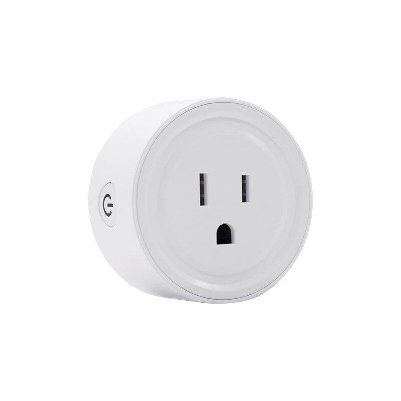 Wifi Smart Plug US Rule Alexa Voice Timing Wireless Remote Control  Home Smart Home