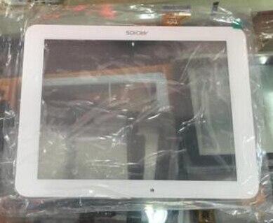 """Белый Новый 8 """"дюймовый YTG-G80022-F1 Tablet сенсорный ЖК-экран дигитайзер Сенсорная панель Датчик Стекло Замена Бесплатная Доставка"""