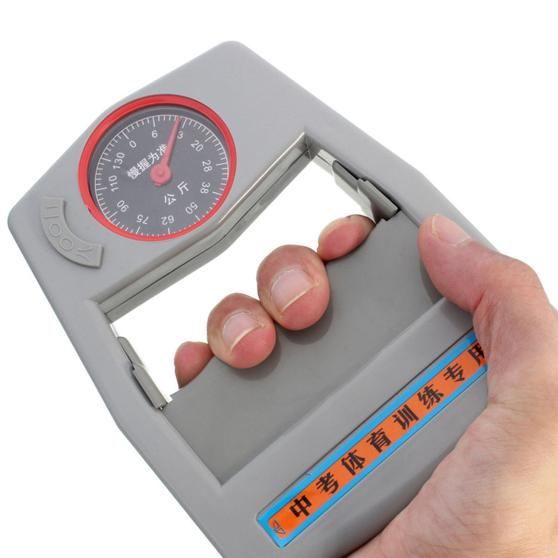 Dynamometer Horsepower Measurement : Kg professional hand grip dynamometer strength meter