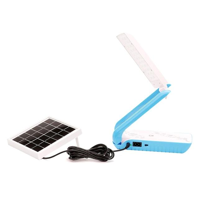 Led High Quality And Portable Solar Table Light Ed Desk Lamp Reading Yf 132