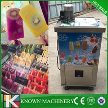 Electronic control air cooling popsicle machine maker with single mould free shipping