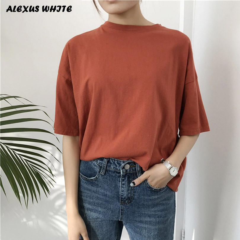 3b6774f0161 Buy white shirt ulzzang and get free shipping on AliExpress.com