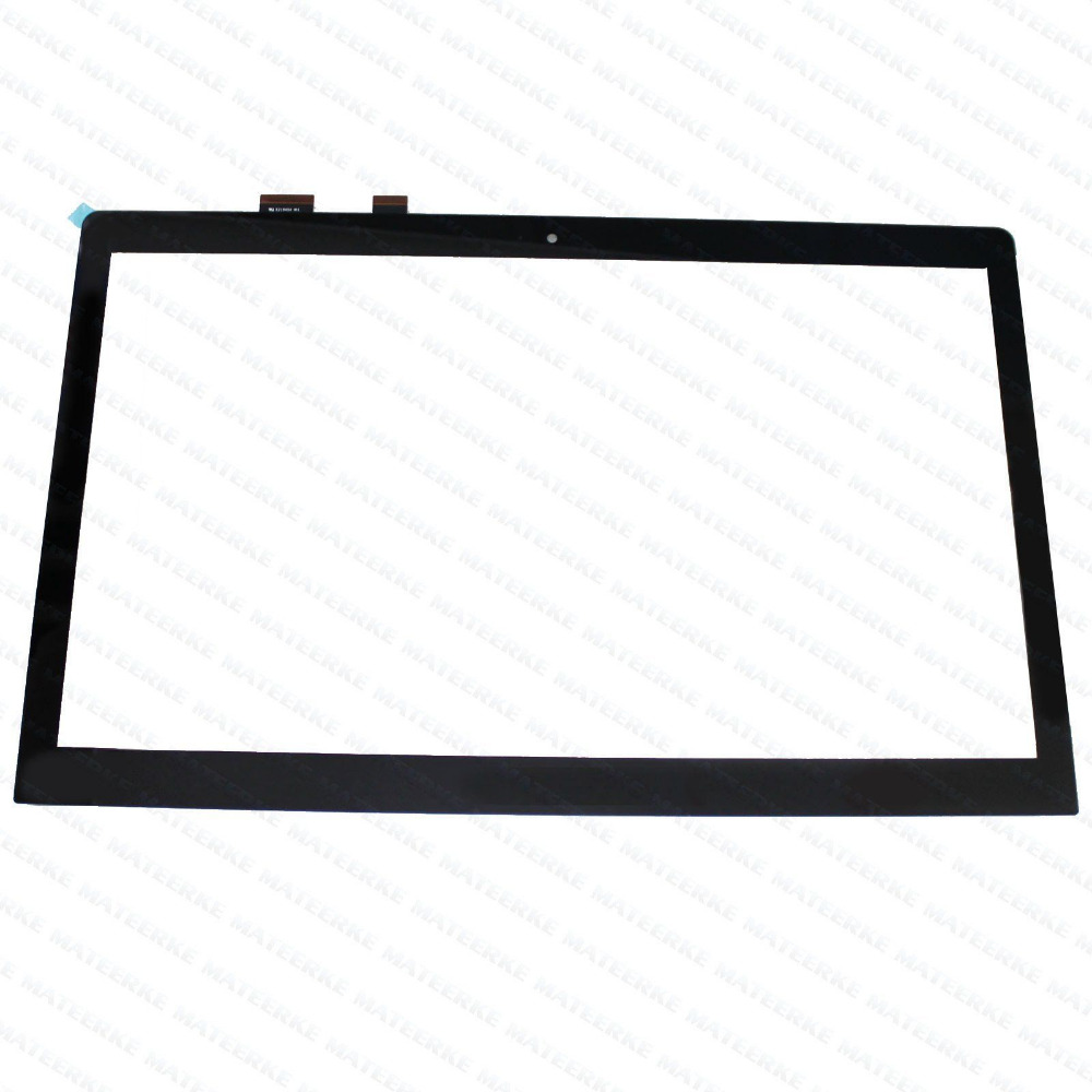 15.6 Laptop Touch Screen Glass+Digitizer For ASUS Q501L Q501LA Q501LA-BSI5T19 touch screen digitizer glass for asus vivobook v550 v550c v550ca tcp15f81 v0 4