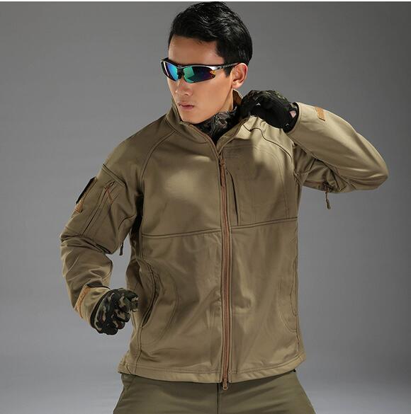 Prix pour Haute qualité Lurker Requin peau Soft Shell TAD V 4.0 Extérieure Tactique Militaire Veste Imperméable Coupe-Vent Vêtements Sport de L'armée