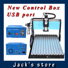 USB port !!! 6040Z-S++, 800W Spindle +1.5kw VFD CNC6040 CNC Router water-cooling Metal engraving machiney cnc machine CNC 6040