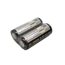 цена на TrustFire 3.7V 4000mAh 26650 Protected Lithium Battery 26650 Rechargeable Li-ion Batteries For Flashlights/E-Cigarettes