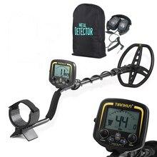 TIANXUN TX 850 Hohe Empfindlichkeit Leistung Unterirdischen Gold Metall Detektor Digger Schatz Hunter Tool Kit mit Kopfhörer