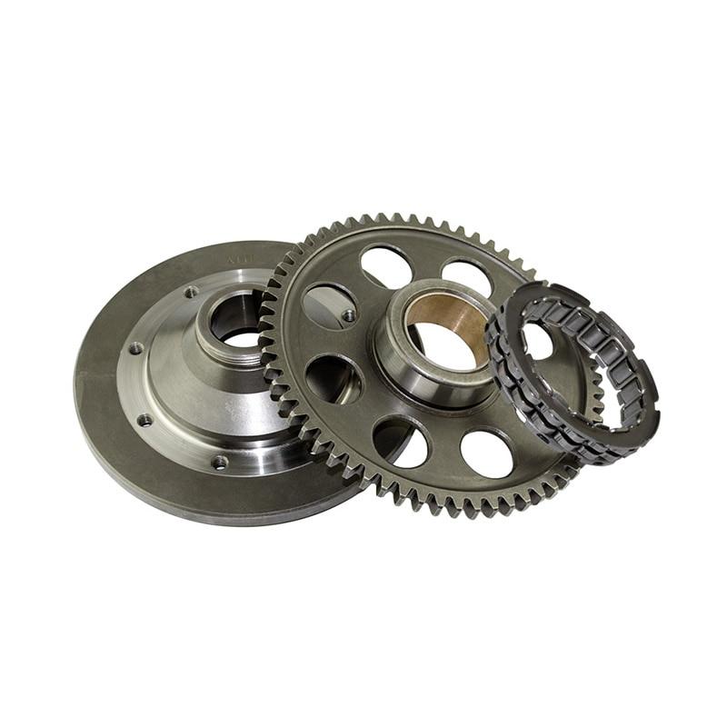 Motorcycle Engine Parts One Way Bearing Starter Clutch For Aprilia Pegaso 650 GA650 1992-1996 mz15 mz17 mz20 mz30 mz35 mz40 mz45 mz50 mz60 mz70 one way clutches sprag bearings overrunning clutch cam clutch reducers clutch
