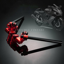 2016 Motorcycle Adjustable Steering Handle Bar handlebar grip  for benelli bn300 bn600 kawasaki z125 15-16 t-max530 t-max500 bws