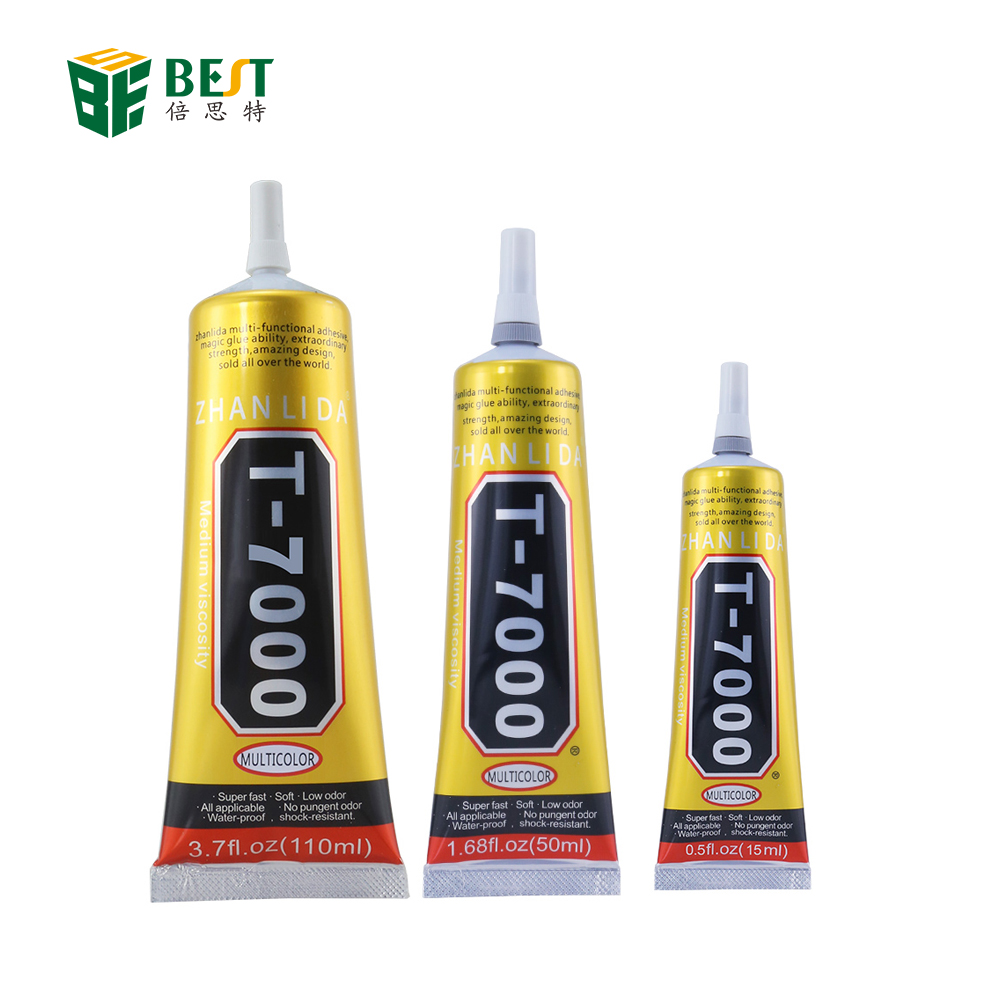 1Pcs Multi purpose 15 Ml 50ml <font><b>110ml</b></font> <font><b>T7000</b></font> Adhesive Glue for Mobile Touch Screen Repair image
